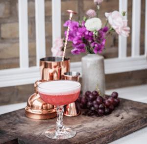 le Clover Club, un cocktail raffiné