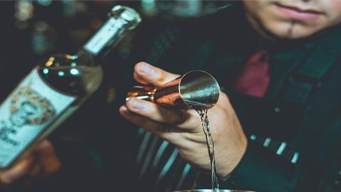 home bartender