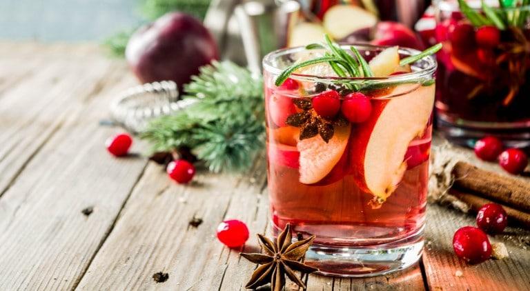 cocktails de noel