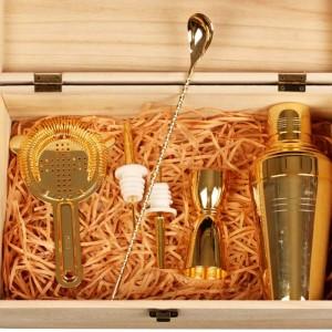 kit de luxe pour bartender