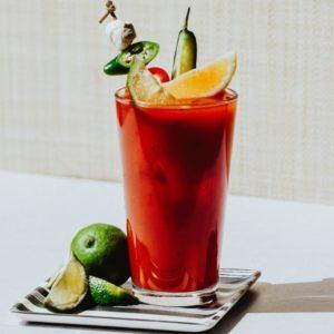 cocktail vodka jus de tomate