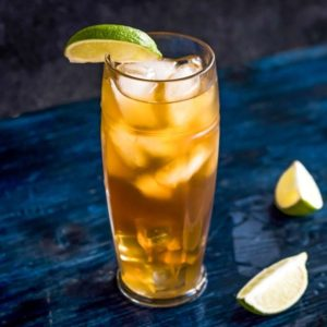 cocktail dark n stormy